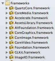 iOS Frameworks